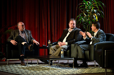 At the Montage Resort in Laguna Beach, CA, 200 thought leaders - high technology engineers and executives, entrepreneurs, scientists, and media professionals - gathered for 3-1/2 days to participate in the Future in Review (FiRe) 2011 conference presented by the Strategic News Service and led by SNS founder and technology visionary Mark Anderson. Interviews, panel discussions, and informal conversations ranged from cybersecurity to CO2 and climate change, China and IP, healthcare policy, medical diagnostics, and global economics.