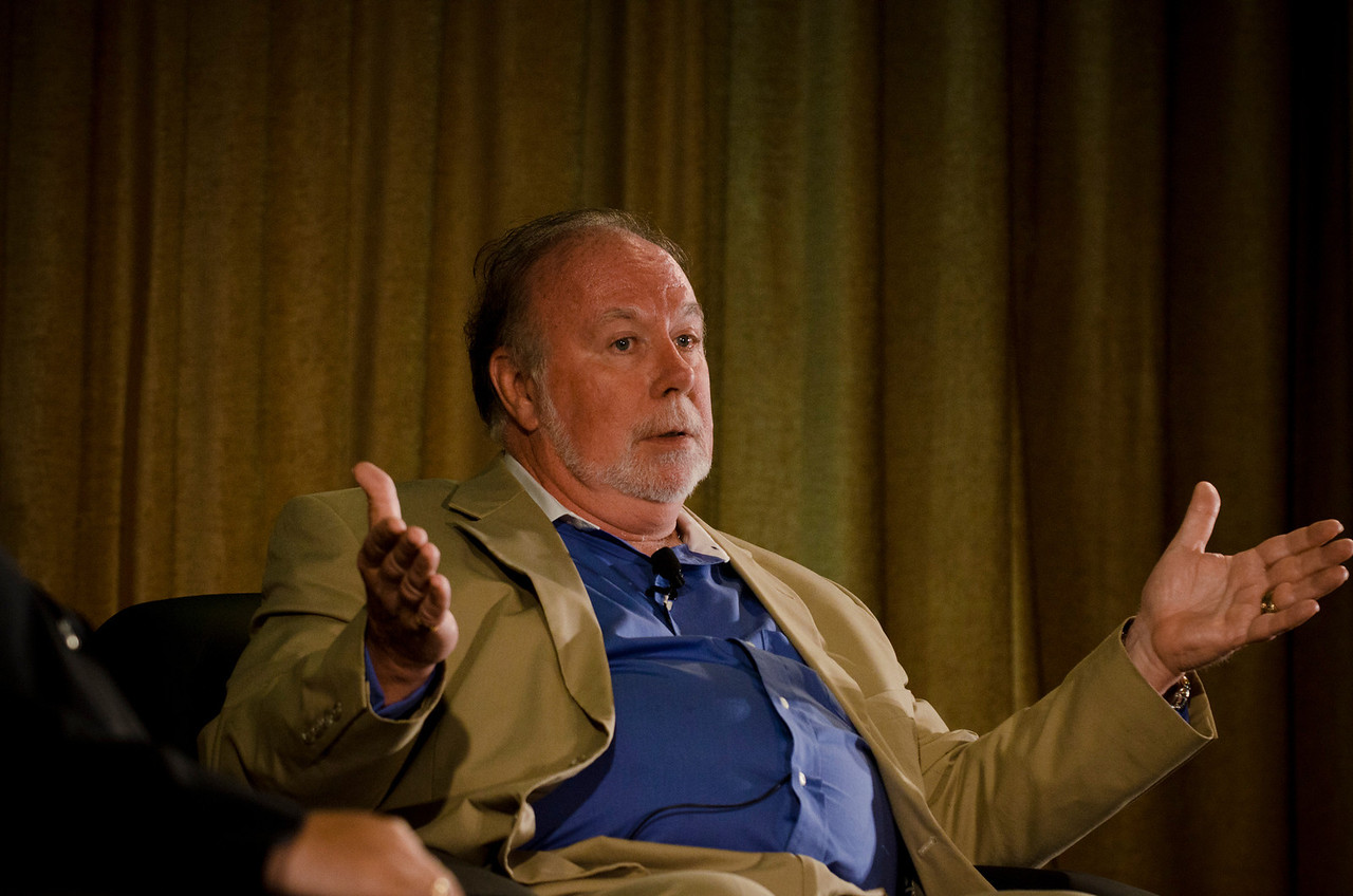Richard Marshall, Director, Global Cyber Security Management, Department of Homeland Security.  At the Montage Resort in Laguna Beach, CA, 200 thought leaders - high technology engineers and executives, entrepreneurs, scientists, and media professionals - gathered for 3-1/2 days to participate in the Future in Review (FiRe) 2011 conference presented by the Strategic News Service and led by SNS founder and technology visionary Mark Anderson. Interviews, panel discussions, and informal conversations ranged from cybersecurity to CO2 and climate change, China and IP, healthcare policy, medical diagnostics, and global economics.