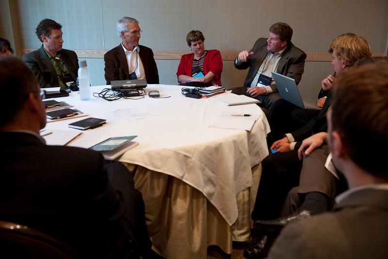 Education breakout group