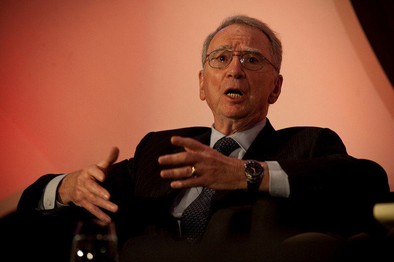 """Broadband Wireless: Solving Tomorrow's Problems"": Irwin Jacobs, Co-Founder and Board Member, QUALCOMM"