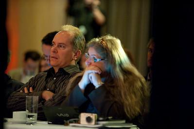 """Bringing Broadband to the Ocean Floor"": John Petote, CEO, CIO Solutions; and Brenda Peterson, science fiction author and CIO of the City of Kirkland"