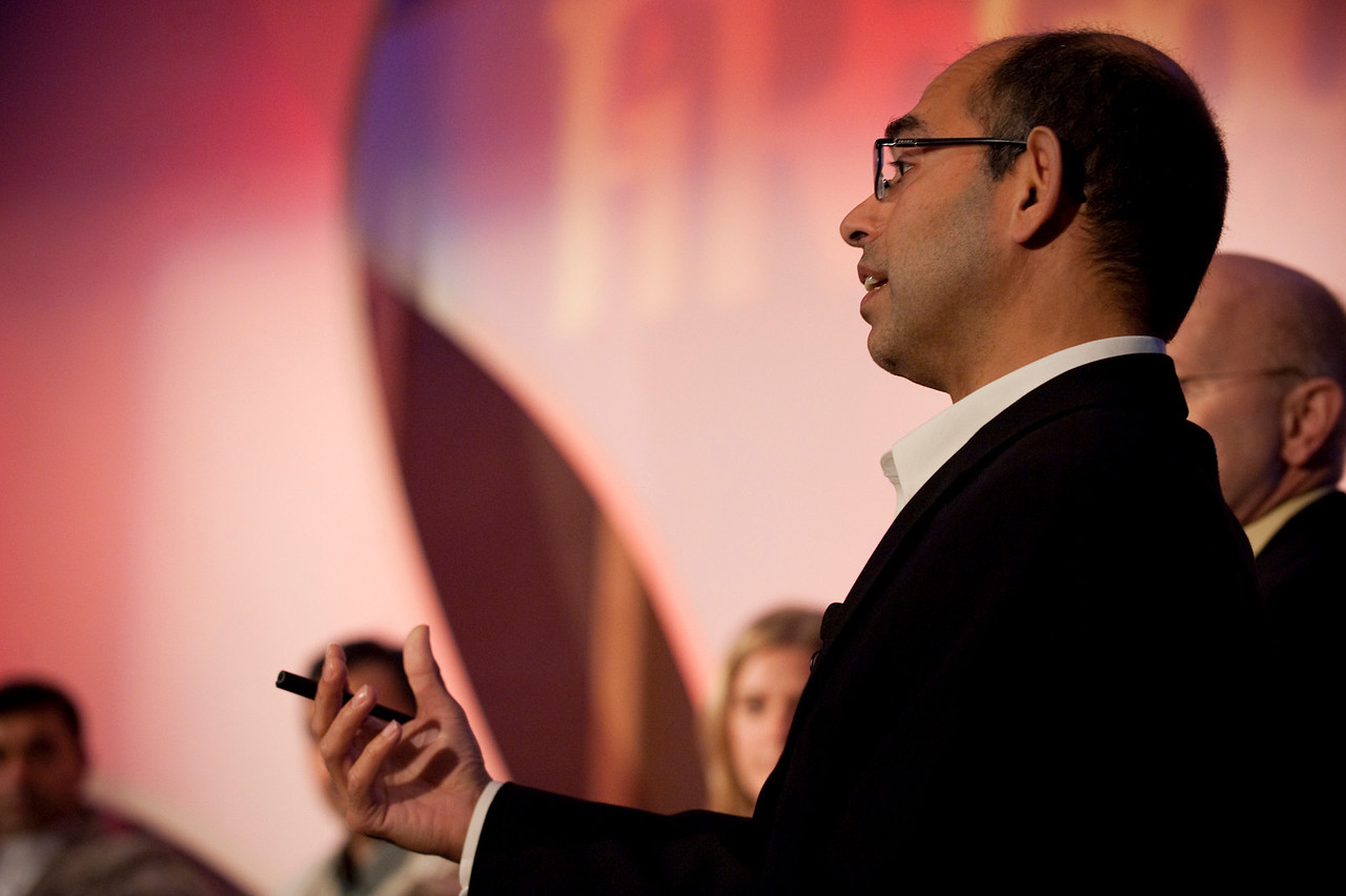 CTO Design Challenge II: Sailesh Chutani, Senior Director, Windows Mobile, Microsoft
