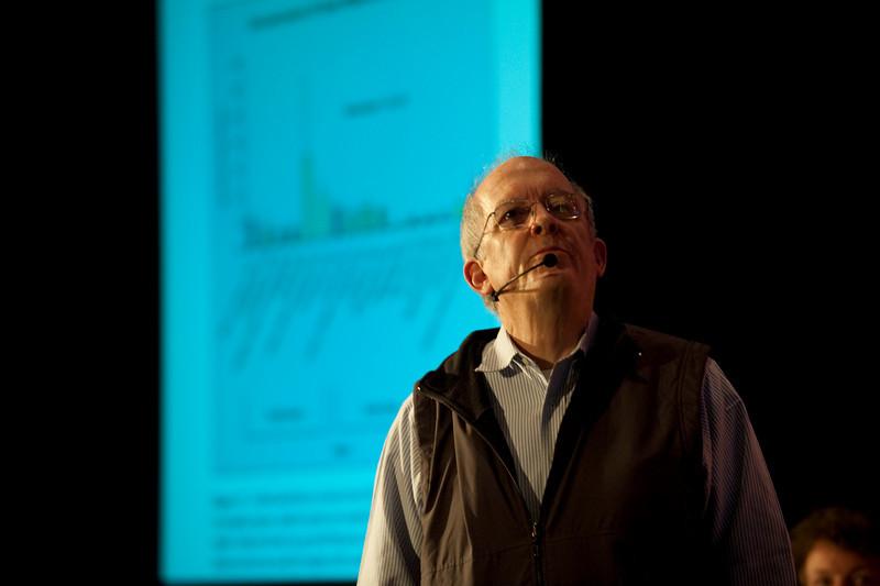 """""""Ocean Pollution, New Data"""": Roger Payne, Founder and President, Ocean Alliance"""