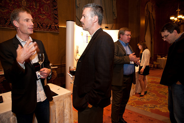 Over 130 leaders in the fields of computer and Internet technology, telecommunications, and marine sciences gathered at the Fairmont Hotel in Seattle for the 2nd FiRe Global : West Coast, a conference produced by Strategic News Service (SNS) and designed to reach across disciplines to encourage technology-based solutions to a range of economic and social issues.   SNS founder Mark Anderson, publisher of the SNS newsletter and a highly respected tech and economy forecaster and opinion leader, is the chairman of the daylong event and the keynote speaker. Panel discussions and presentations at FGWC 2011 featured broadband implementation, advances in computing hardware, global warming, cloud computing, Net neutrality, the solutions-based FiRe trademark CTO Design Challenge, sustainability, healthcare solutions implementation, international economic trends, the health of Minke whale populations, and more.