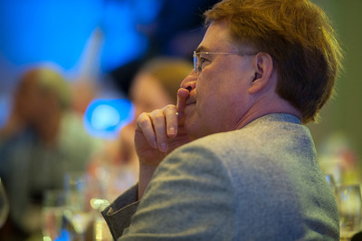 Larry Smarr, Director, Calit2, UC San Diego/Irvine.  May 22-25, 2012: At the Montage in Laguna Beach, CA, 200 thought leaders - high technology engineers and executives, entrepreneurs, scientists, and media professionals - gathered for 3 days to participate in FiRe X, the 10th annual Future in Review conference, presented by the Strategic News Service and led by SNS founder and technology visionary Mark Anderson. Interviews, panel discussions, and informal conversations ranged from IP protection to CO2 and climate change, new healthcare paradigms, global economics, ocean toxins, robotics, documentary filmmaking,  medical diagnostics, technology solutions for social issues, global economics, mobile computing, and tech solutions to human trafficking and aging with dignity.