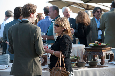 Brett Horvath and Cindy Klein.  May 22-25, 2012: At the Montage in Laguna Beach, CA, 200 thought leaders - high technology engineers and executives, entrepreneurs, scientists, and media professionals - gathered for 3 days to participate in FiRe X, the 10th annual Future in Review conference, presented by the Strategic News Service and led by SNS founder and technology visionary Mark Anderson. Interviews, panel discussions, and informal conversations ranged from IP protection to CO2 and climate change, new healthcare paradigms, global economics, ocean toxins, robotics, documentary filmmaking,  medical diagnostics, technology solutions for social issues, global economics, mobile computing, and tech solutions to human trafficking and aging with dignity.