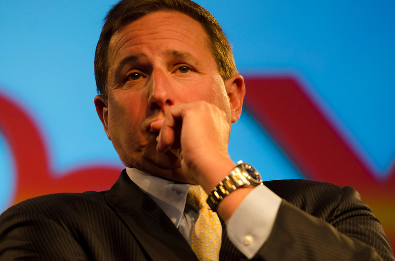 "Mark Hurd, President of Oracle, in the Centerpiece Conversation ""The New Frontier: Simplify IT.""  May 22-25, 2012: At the Montage in Laguna Beach, CA, 200 thought leaders - high technology engineers and executives, entrepreneurs, scientists, and media professionals - gathered for 3 days to participate in FiRe X, the 10th annual Future in Review conference, presented by the Strategic News Service and led by SNS founder and technology visionary Mark Anderson. Interviews, panel discussions, and informal conversations ranged from IP protection to CO2 and climate change, new healthcare paradigms, global economics, ocean toxins, robotics, documentary filmmaking,  medical diagnostics, technology solutions for social issues, global economics, mobile computing, and tech solutions to human trafficking and aging with dignity."