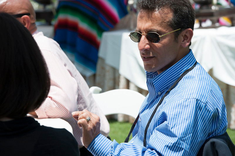 Kam Hosn, VP of Development and Founding Partner, Everest Solutions Group.  May 22-25, 2012: At the Montage in Laguna Beach, CA, 200 thought leaders - high technology engineers and executives, entrepreneurs, scientists, and media professionals - gathered for 3 days to participate in FiRe X, the 10th annual Future in Review conference, presented by the Strategic News Service and led by SNS founder and technology visionary Mark Anderson. Interviews, panel discussions, and informal conversations ranged from IP protection to CO2 and climate change, new healthcare paradigms, global economics, ocean toxins, robotics, documentary filmmaking,  medical diagnostics, technology solutions for social issues, global economics, mobile computing, and tech solutions to human trafficking and aging with dignity.