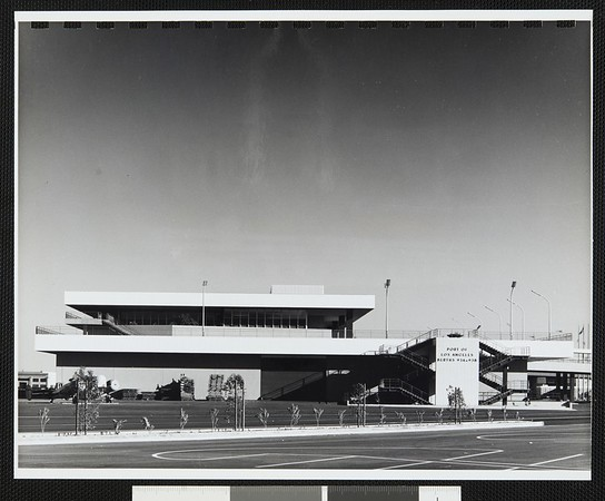Photograph, Port of Los Angeles, 1962