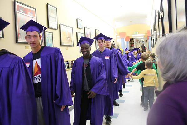 Fidalgo Elementary School Visit
