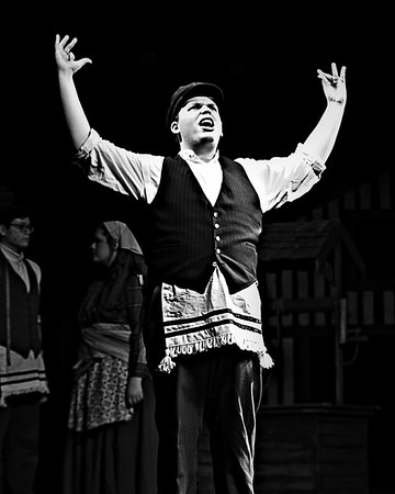 Fiddler on the Roof Cast Pictures  4-25-17