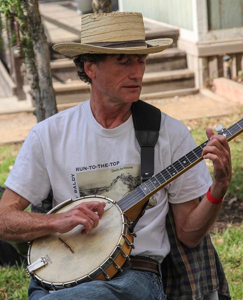 Banjo Pllayer