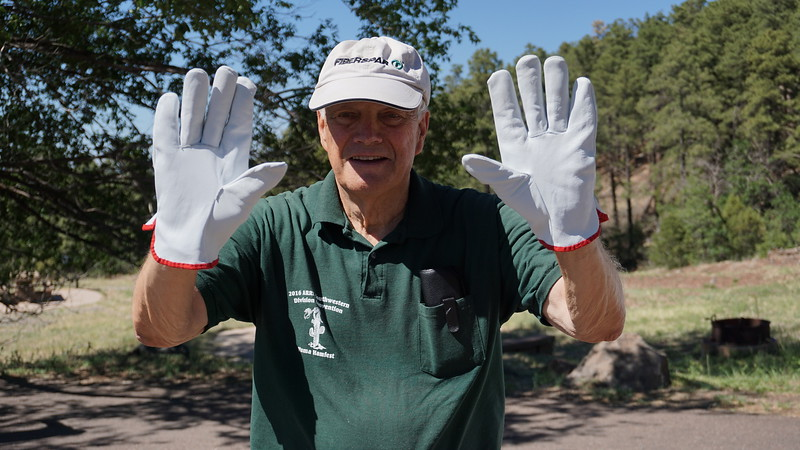 Can you believe these gloves are 39 years old?