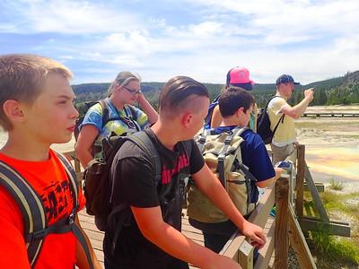 6.21.2015 Parkway-Rockwood Trek and Travel