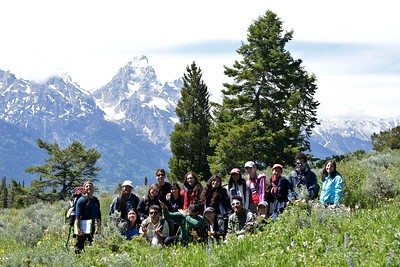 Jackson Hole Science Expeditions 2017