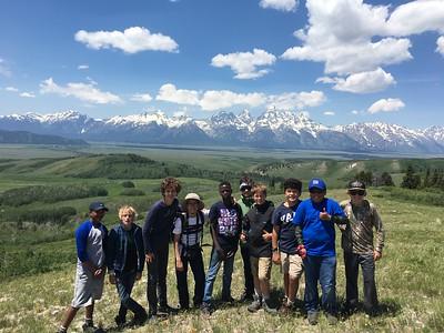 Teton Explorations 2017