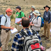 "Bruce Douglas (IUGFS) leads a group discussion on how best to design a TLS scan of a stratigraphic section.<br /> From short course held at Indiana University Geologic Field Station August 16-19 2016. Short course title: Using TLS and Structure from Motion (SfM) Photogrammetry in Undergraduate Field Education. <a href=""http://www.unavco.org/education/advancing-geodetic-skills/short-courses/2016/field-education/field-education.html"">http://www.unavco.org/education/advancing-geodetic-skills/short-courses/2016/field-education/field-education.html</a>"