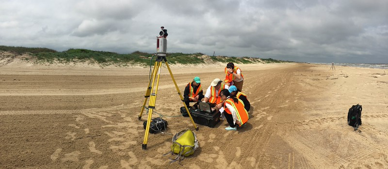 University of Houston Geophysics Field Camp 2015