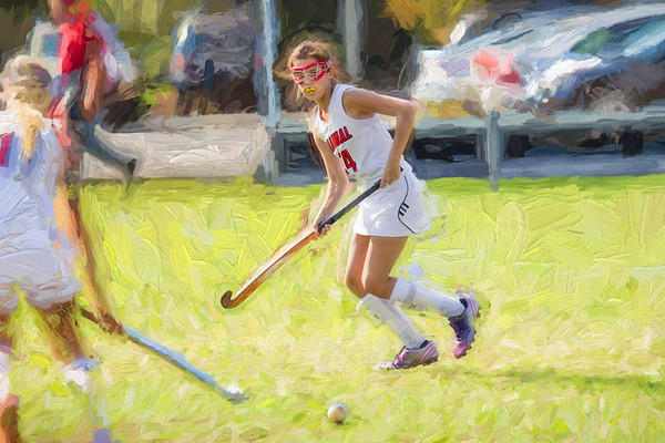 2014 Manual HS Girls Field Hockey