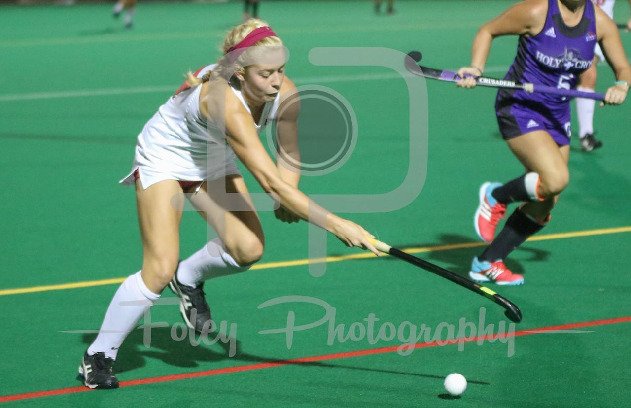 Fairfield forward Emma Clark (10)