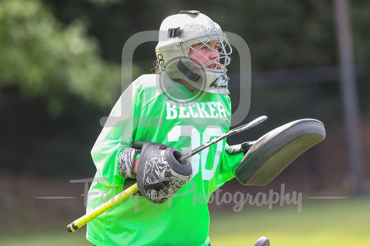 Becker College Hawks Alexis Barry (30)