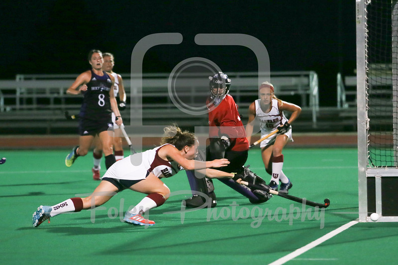 Harvard Crimson forward Maddie Earle (2)