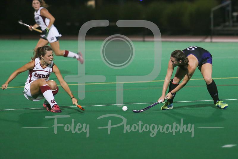 Holy Cross Crusaders midfielder Rachel Lapar (8)