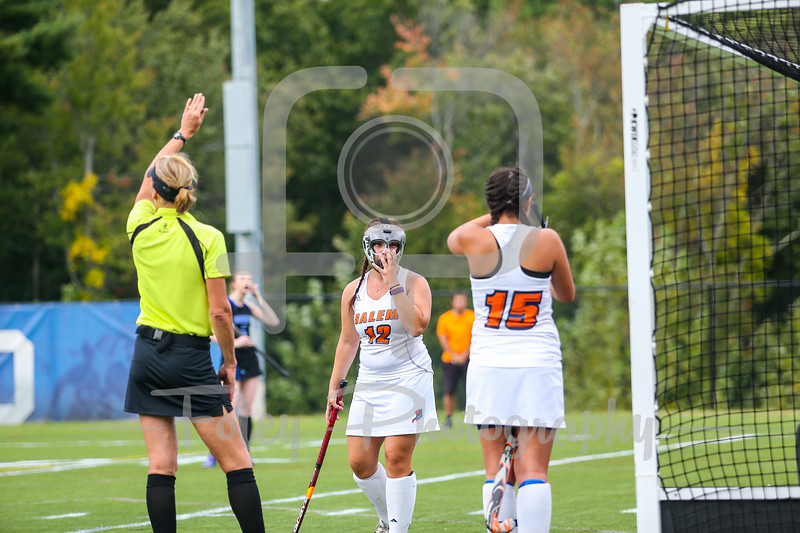 Salem State Vikings Cara Michalik (12)