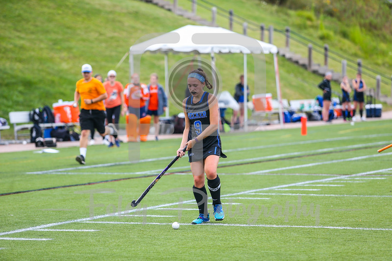 Becker College Hawks Jocelyn Lebel (9)