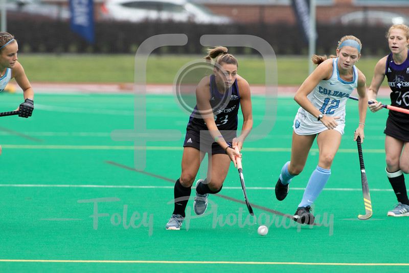 Columbia at Holy Cross