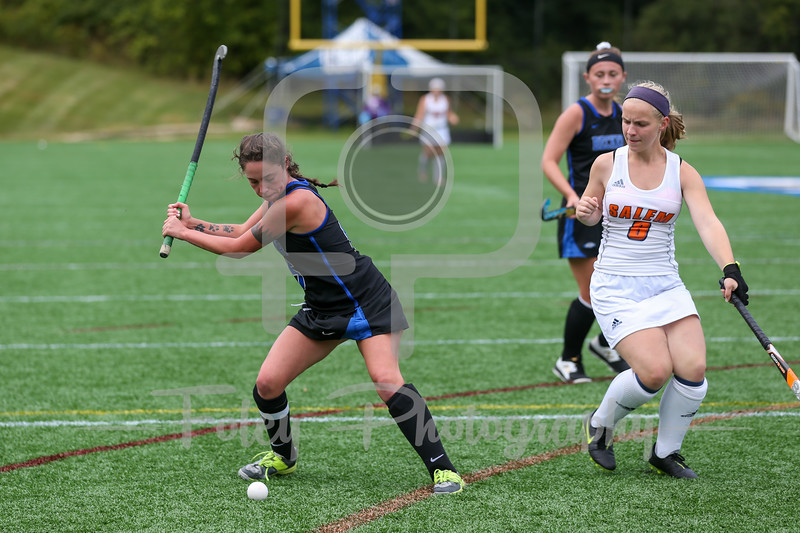 Salem State and Becker College