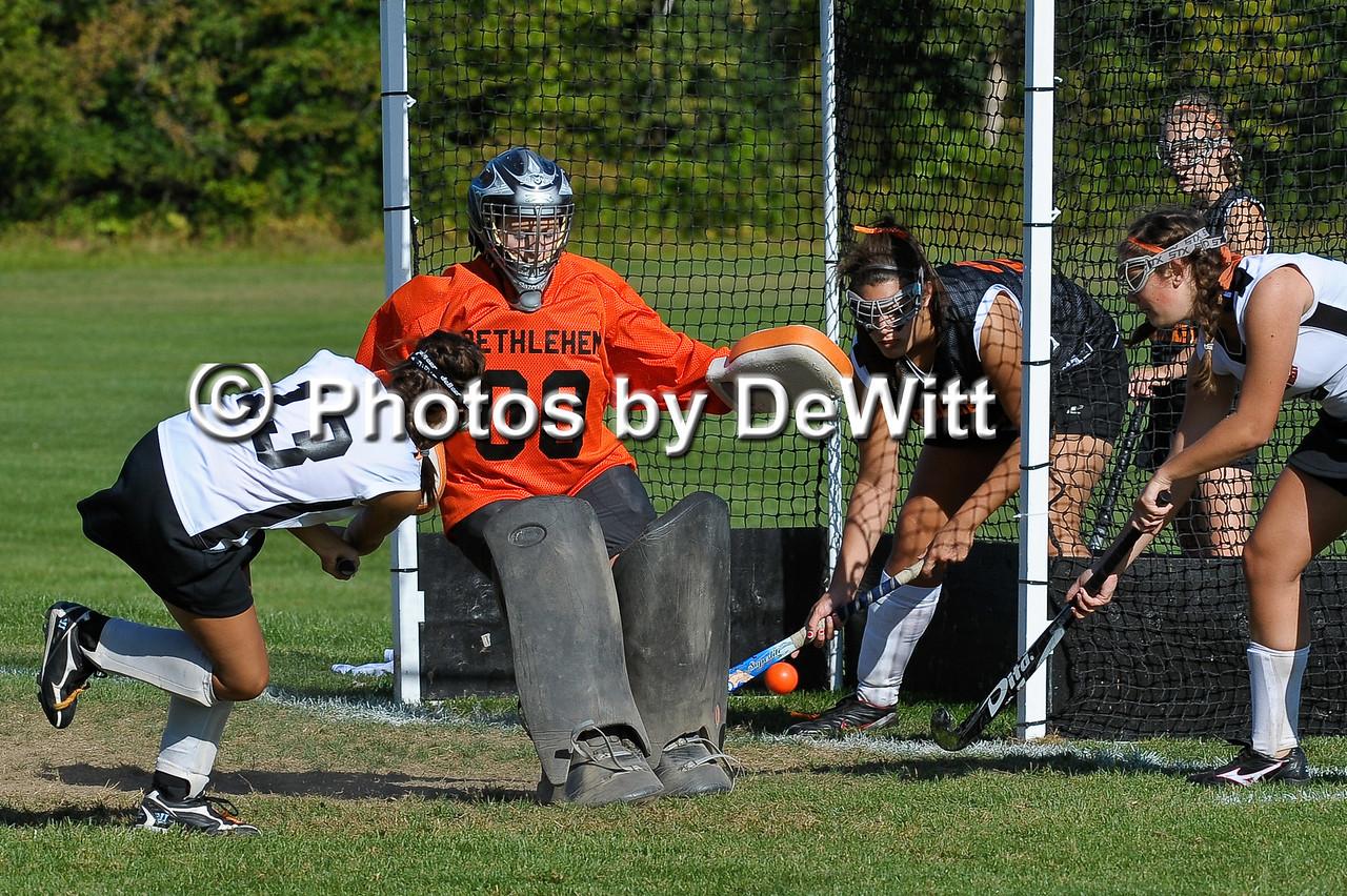 BCHS Var F Hockey v Saratoga 2009-9-21-5