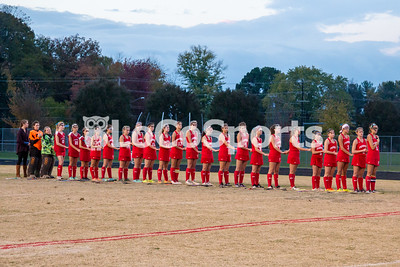Field Hockey: Heritage 2, Fauquier 1 by Tim Gregory on  November 3, 2016
