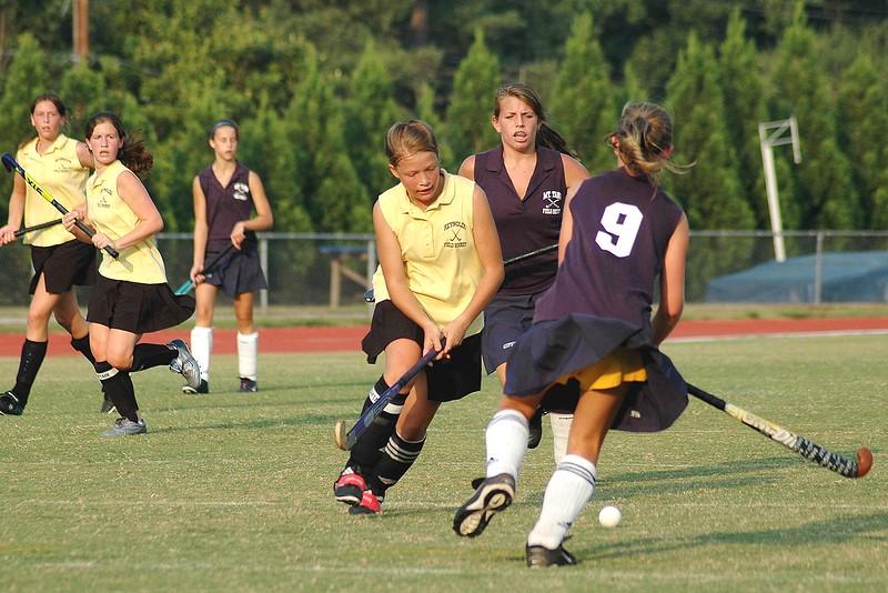 JV - Reynolds vs Mount Tabor, 09/19/05