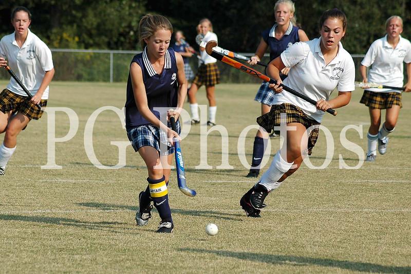 Reynolds vs Forsyth Country Day, 09/23/05
