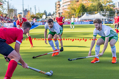 FIH Olympic Qualifier, Canada v Ireland 2019