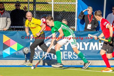 FIH Olympic Qualifier, Canada v Ireland 2019