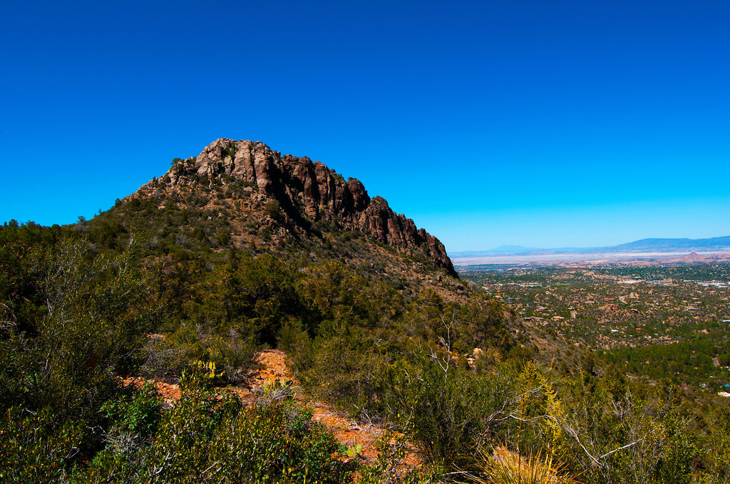 Thumb Butte