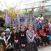 This is the group of students that were chosen for this field trip....