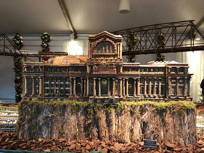 NY Botanical Gardens Train Show 12/7/17
