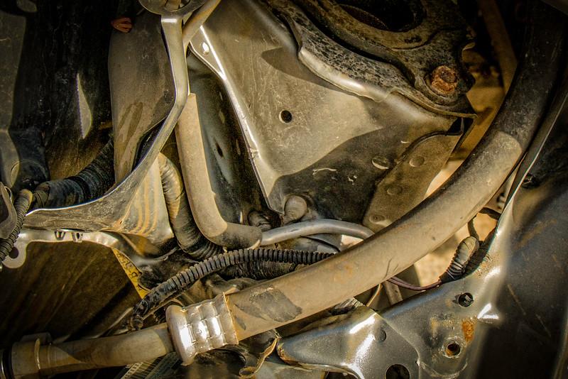 Blackburn, Lloyd - WCC A-1 Auto Parts-Wrecking-7