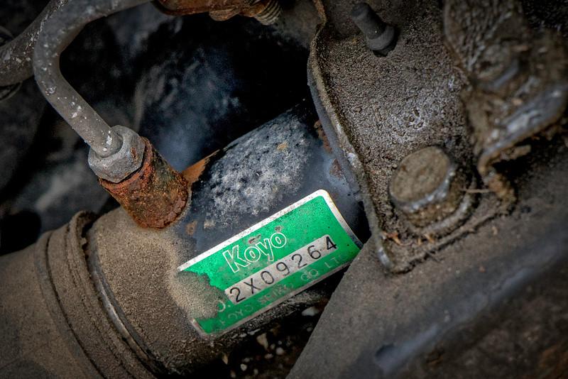 Blackburn, Lloyd - WCC A-1 Auto Parts-Wrecking-11