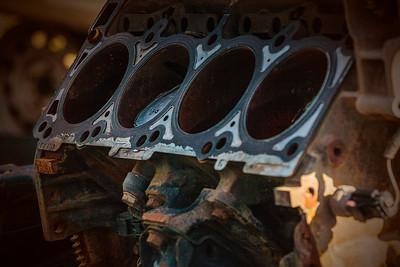 Howcroft Brent - Engine Block