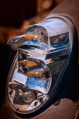 Howcrft Brent - VW Tail Light Assembly