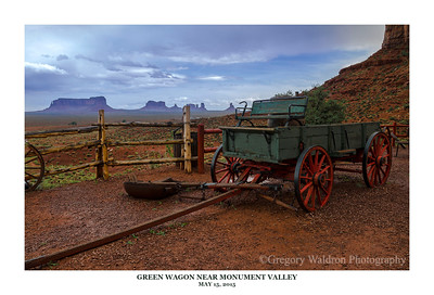 Waldron, Greg - Green Wagon Resized