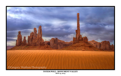 Waldron, Greg - Totem Pole 2 - Monument Valley copy