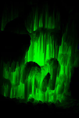 January Ice Castles Field Trip