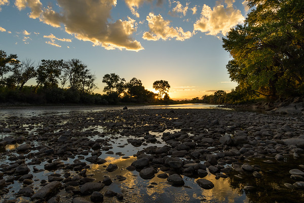 Rick_Cohen-Sunset_on_the_river_1
