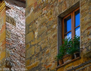 Pienza Window