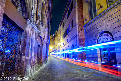 Siena Pre dawn emergency